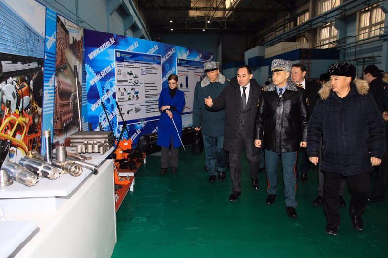 Предприятия СКО готовы к сотрудничеству с Министерством обороны РК