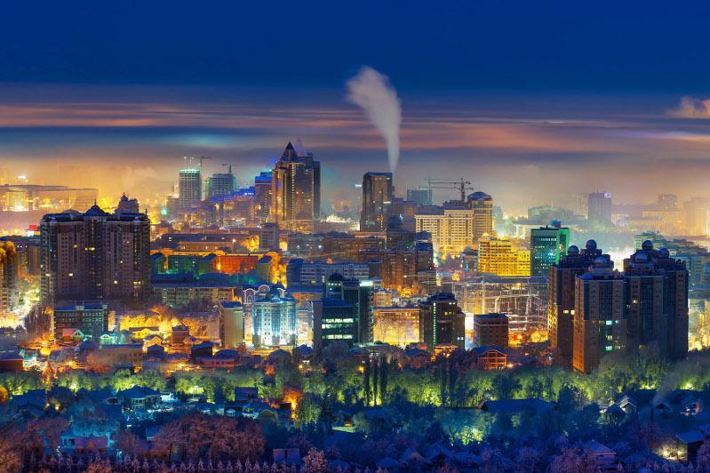 В рамках каталога уникальных зданий в Алматы отобрано 229 объектов