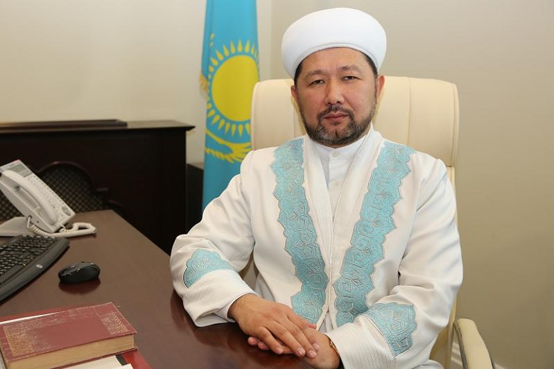 Kazakhstan names new Supreme Mufti
