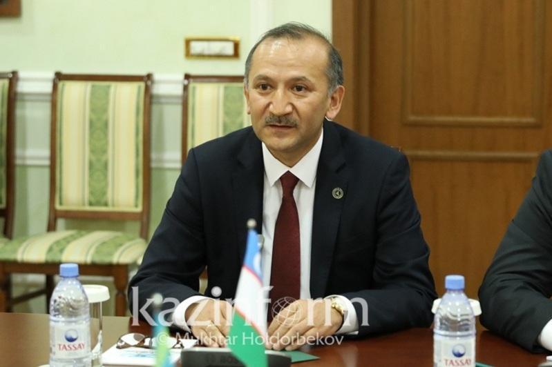 Қазақстандағы Өзбекстан Елшісі Шавкат Мирзиёевтің жолдауын түсіндірді