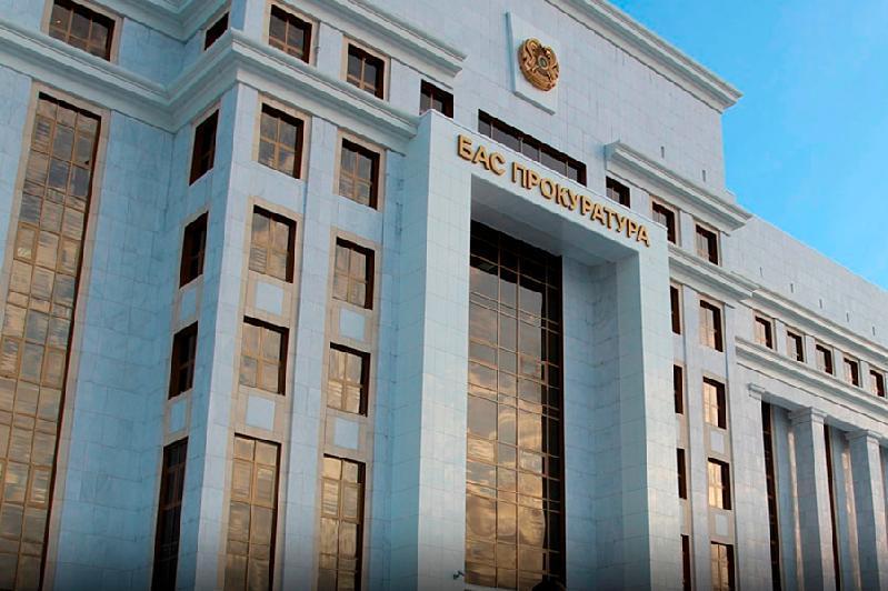 Об ответственности за ложную информацию напомнили в Генпрокуратуре в связи с событиями в Жамбылской области
