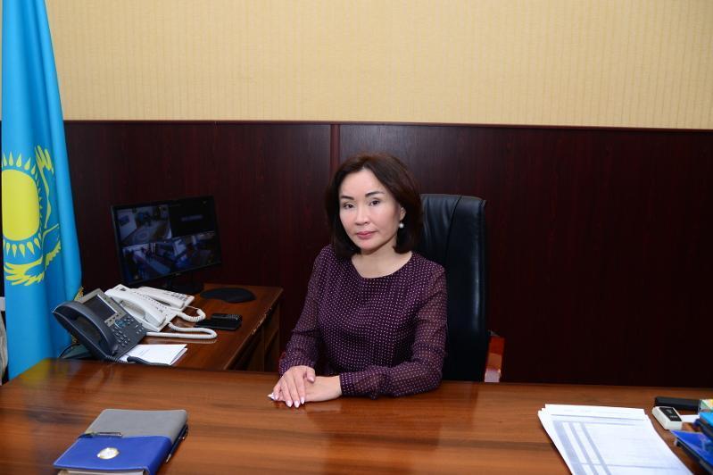 Анар Қайырбекова университет басшысы қызметінен босатылды