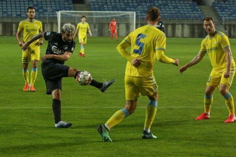 Футбол: «Астана» «Atlantic Cup» турнирінде «Хеккен» командасымен кездесті