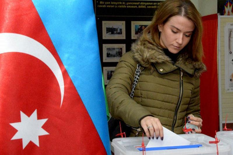 В Азербайджане стартовали парламентские выборы