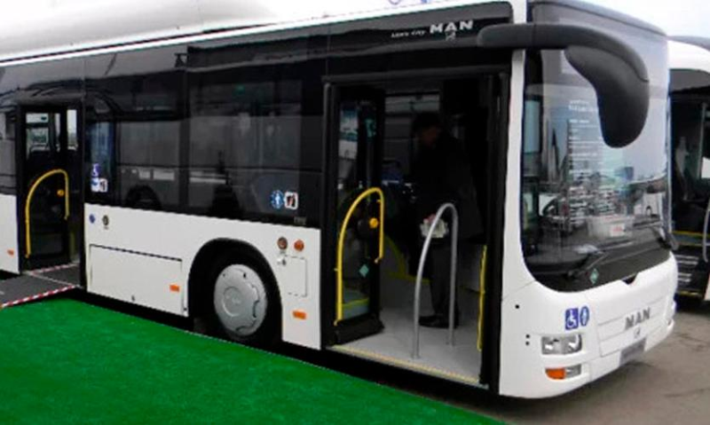 85 новых автобусов приобретут в Усть-Каменогорске