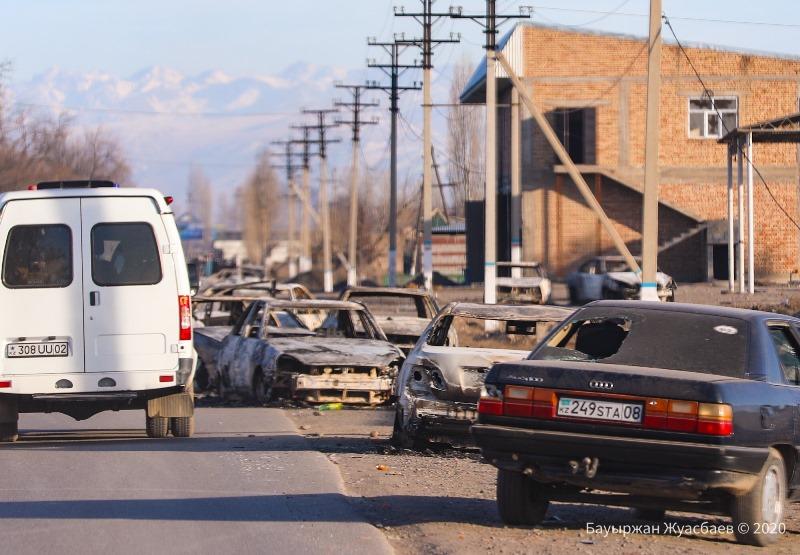 Число погибших в результате конфликта в Кордайском районе возросло до десяти – МВД РК
