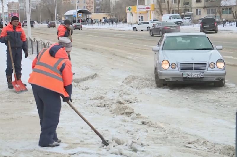 Качество уборки улиц смогут мониторить с помощью мобильного приложения актюбинцы