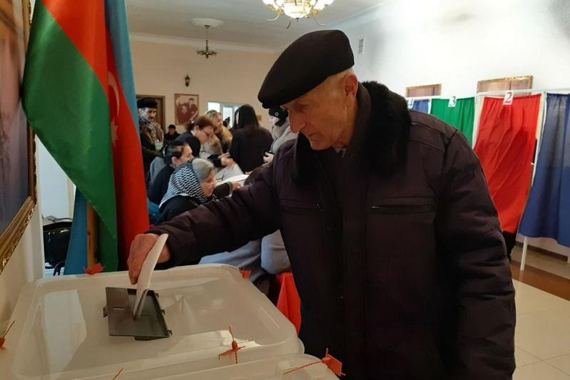 Voting in parliamentary elections ends in Azerbaijan