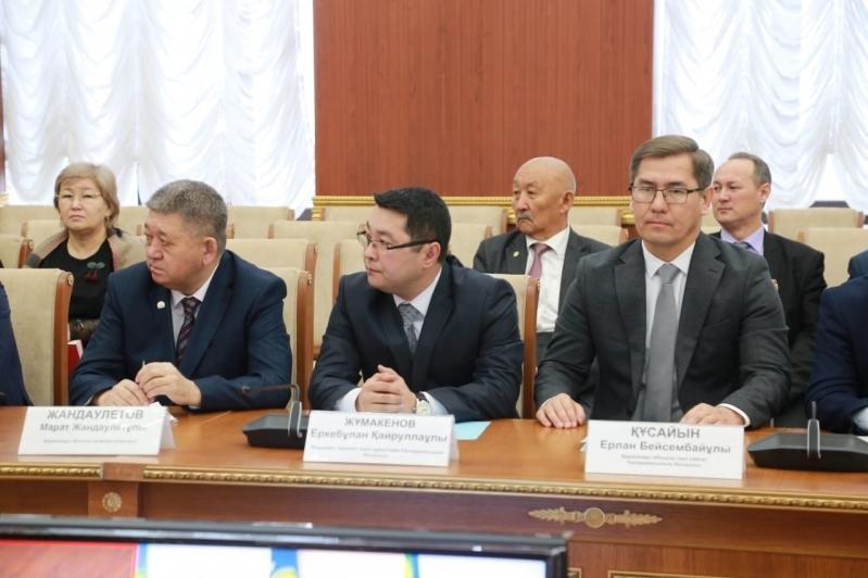 В двух управлениях Карагандинской области назначили новых руководителей
