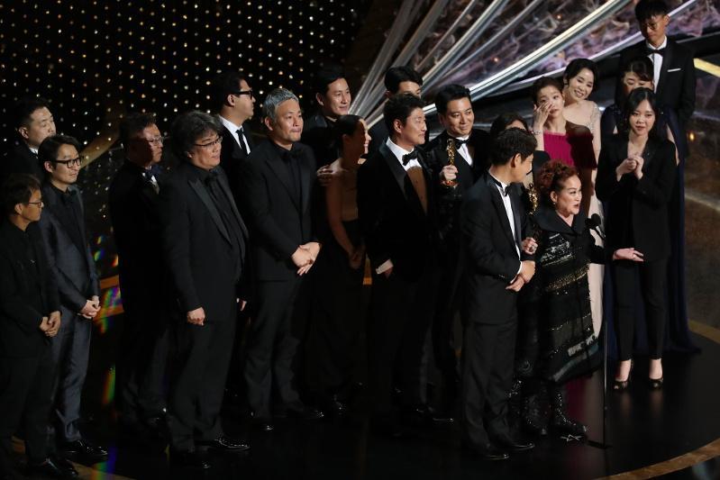 Оскар 2020: Фильм «Паразиты» стал лучшим