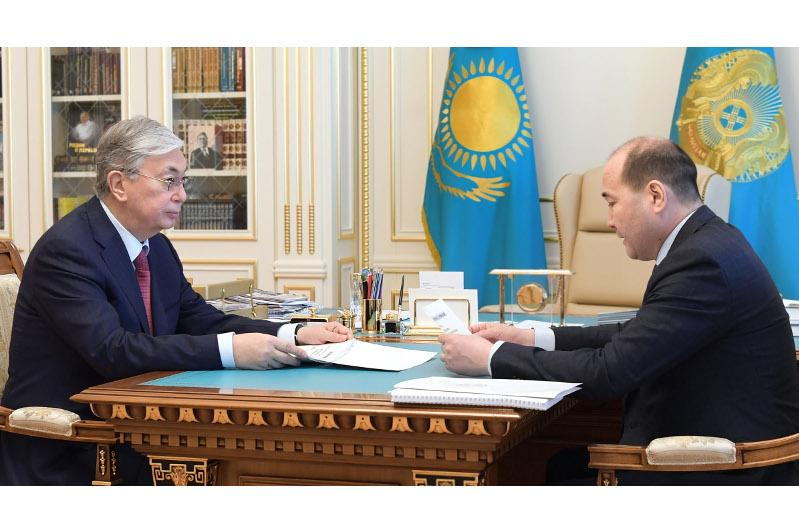 Head of State receives Prosecutor General
