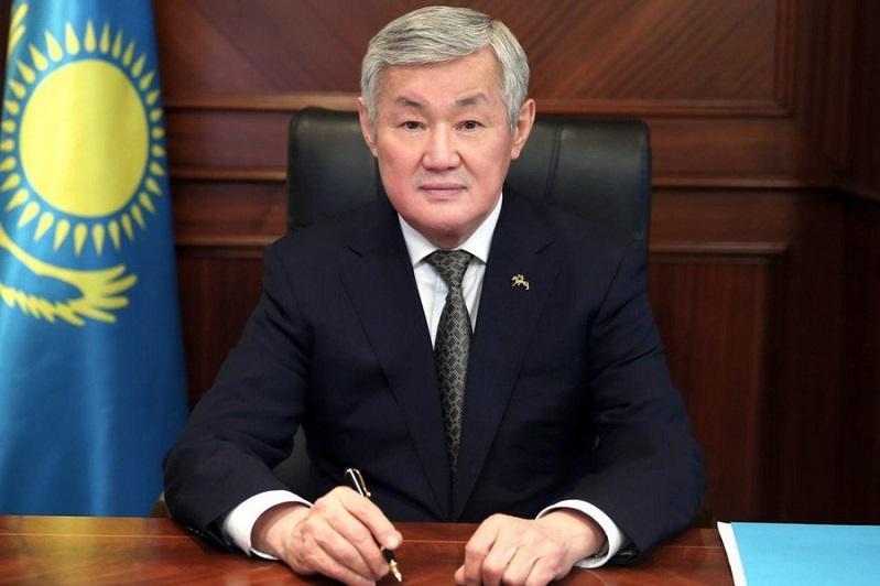Бердибек Сапарбаев Жамбил вилояти ҳокими етиб тайинланди
