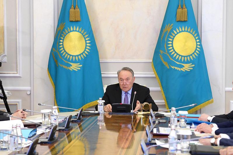 Мы не должны сидеть «сложа руки» - Нурсултан Назарбаев о коронавирусе на заседании Совета Безопасности
