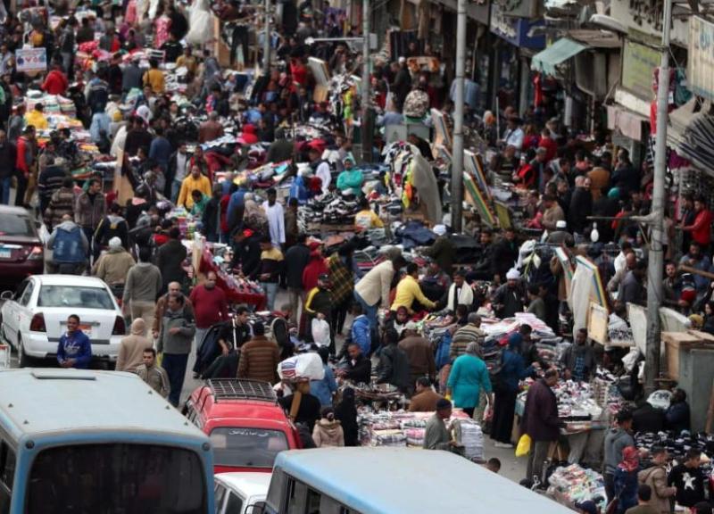 埃及人口突破1亿
