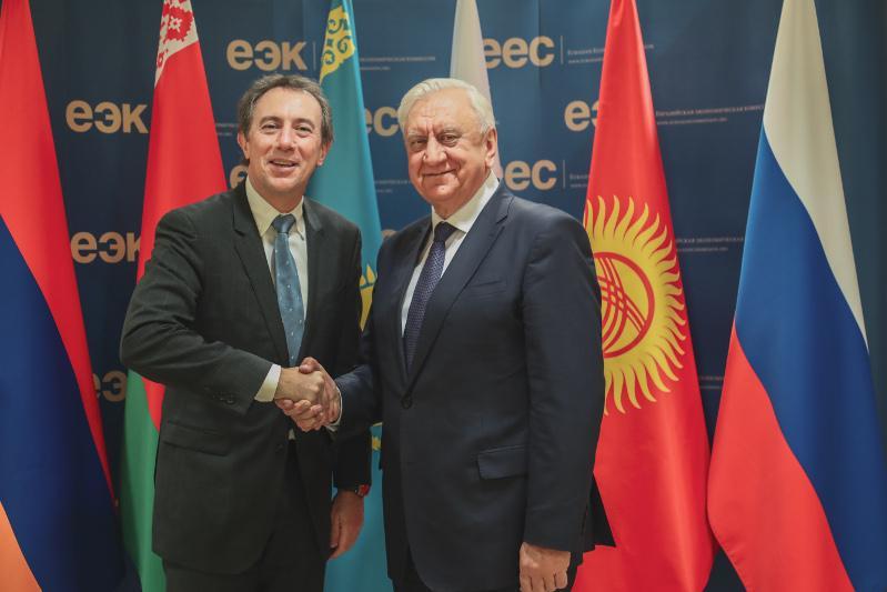 ЕЭК и Всемирный банк договорились о новых подходах к сотрудничеству