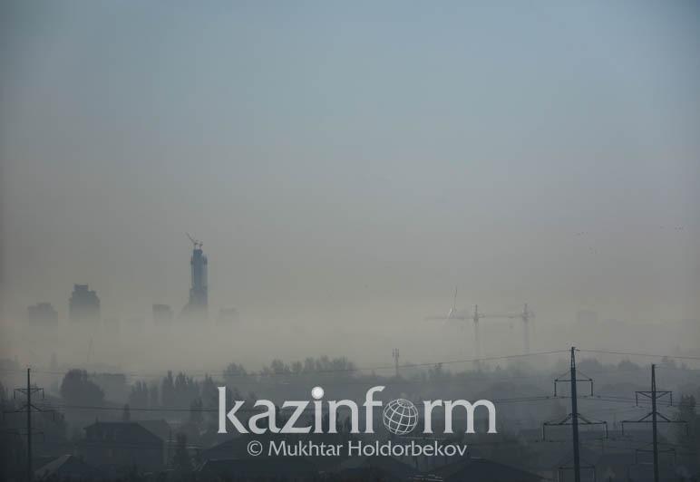 Алтай Кульгинов - о столичном смоге: Испытываем трудности
