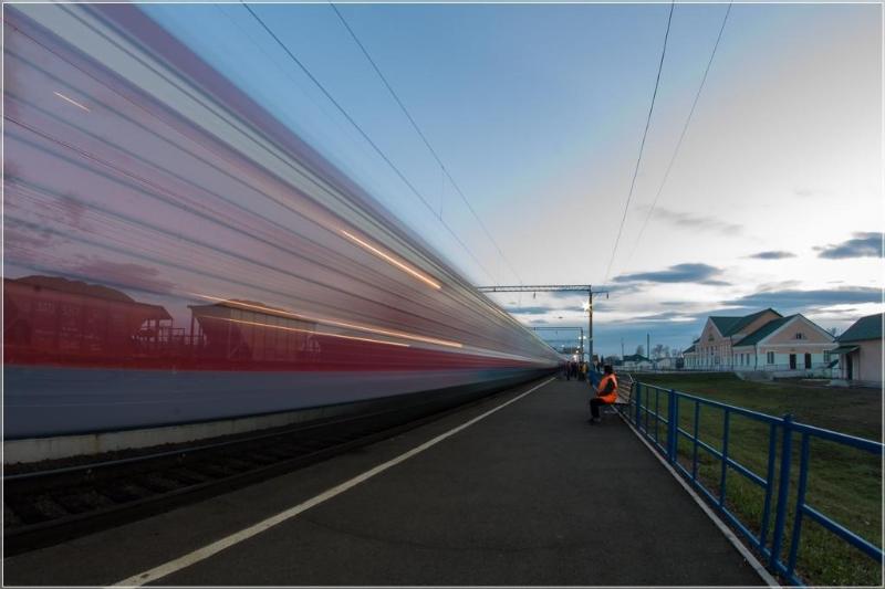 Скоростной поезд для туристов хотятзапустить междуКазахстаном и Узбекистаном