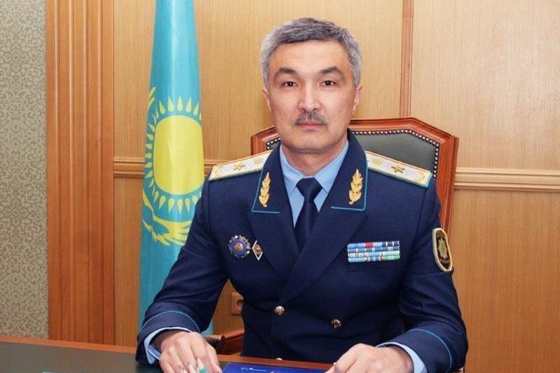 Нургалым Абдиров назначен прокурором Жамбылской области