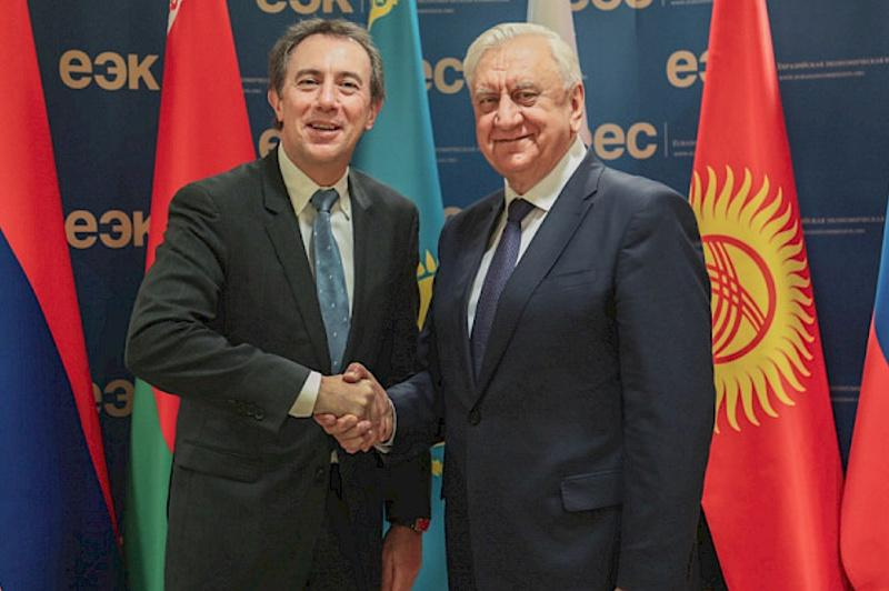 EEC, World Bank agree on new approaches to cooperation