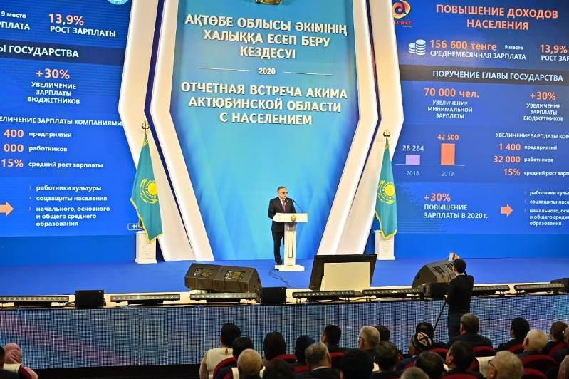 Пять новых школ построят в этом году в Актюбинской области