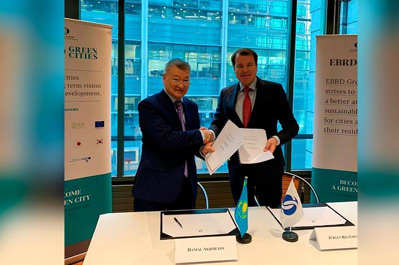 Семей и Усть-Каменогорск станут «зелеными городами»