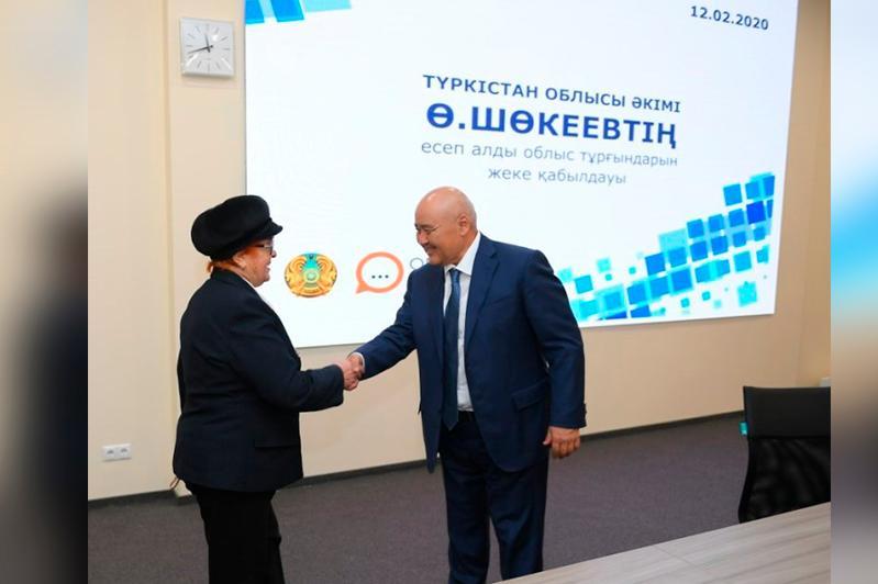 Умирзак Шукеев: за каждым обращением — судьба человека