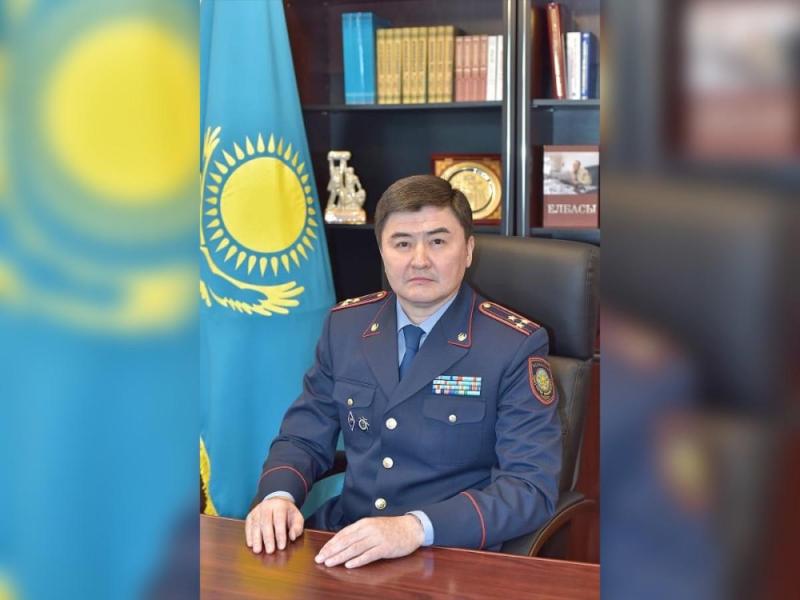 Назначен председатель Комитета уголовно-исполнительной системы МВД