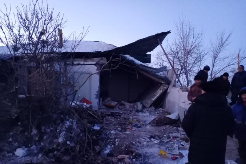 Мужчина погиб от хлопка газовоздушной смеси в Павлодарской области