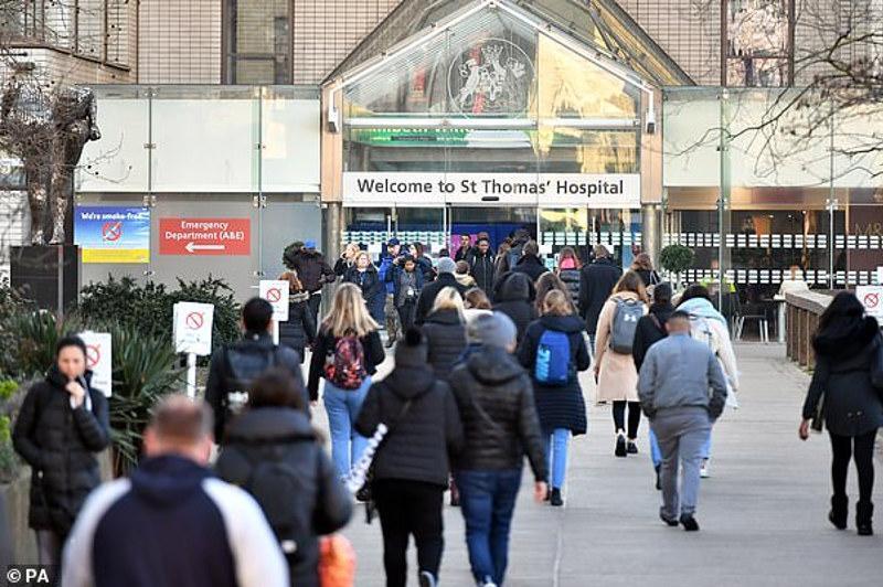 В Лондоне зарегистрирован первый случай заражения коронавирусом