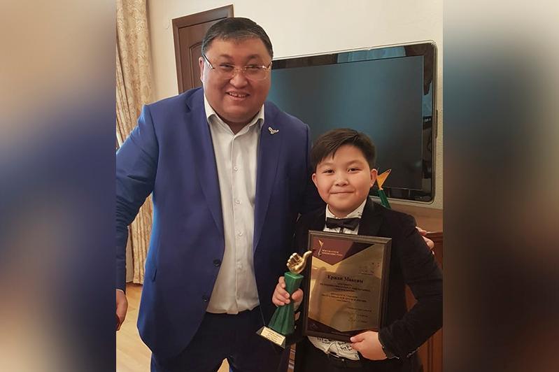С 1 марта стартует республиканская детская премия «Жас Оркен»