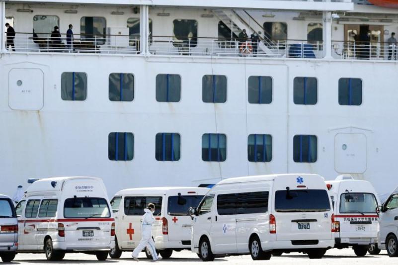 Казахстанцы оказались на круизном лайнере с коронавирусом