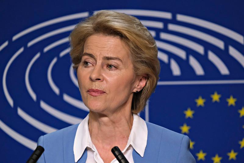 Глава Еврокомиссии даст показания в Бундестаге по делу о коррупции