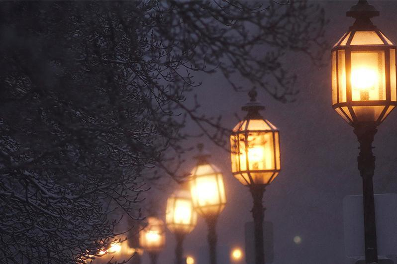 Алматының Медеу ауданында үш жүздей көшеге жарық шамдары орнатылады