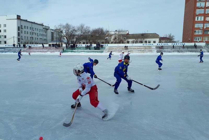 Допты хоккей: «Ақжайық» «СКА-Свердловск» командасын екінші рет ұтты