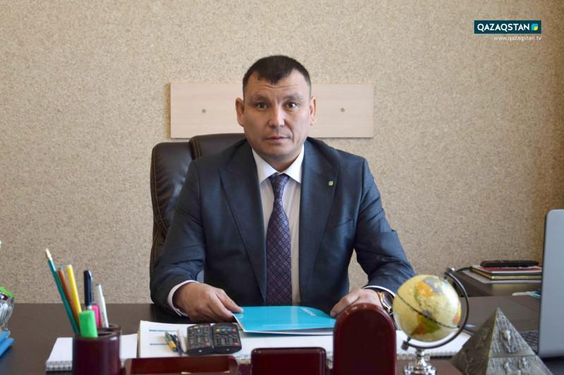 Ерлан Атамбай «Kókshe» телеарнасының директоры қызметіне тағайындалды