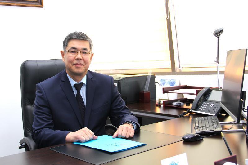 耶尔肯•沙伊玛汗别托夫被任命为太空旅行国有公司总裁