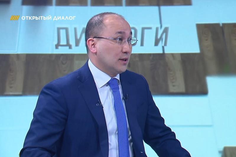 Даурен Абаев: Законопроект о мирных собраниях открыт для обсуждения