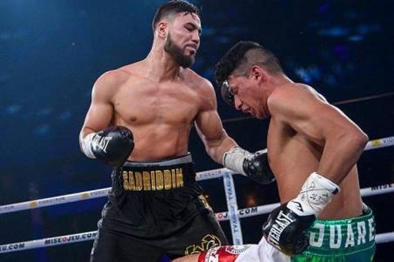 Чемпион WBC из Казахстана сразится против соперника с 33 победами и 24 нокаутами