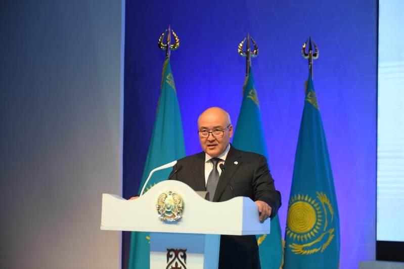 Отчетная встреча Умирзака Шукеева с населением началась в Туркестане