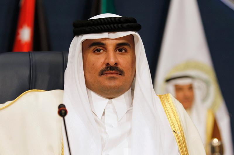 Казахстан посетит эмир Катара