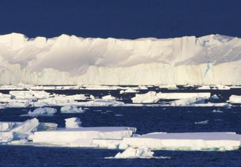 南极洲气温首次突破20度