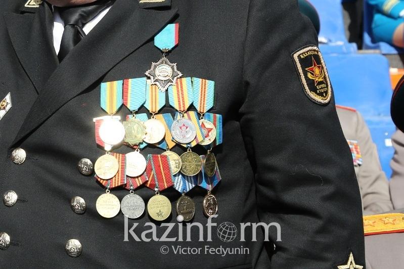 В Павлодарской области осталось 62 ветерана войны
