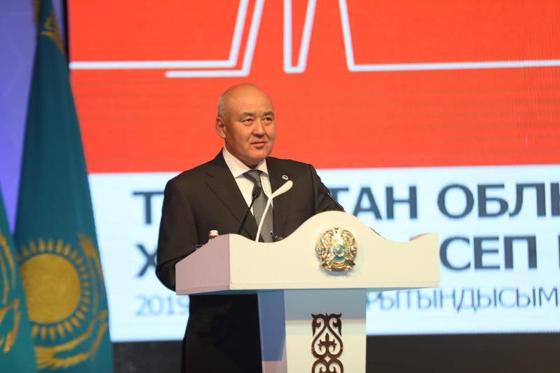 Около 142 тысяч субъектов МСБ работают в Туркестанской области
