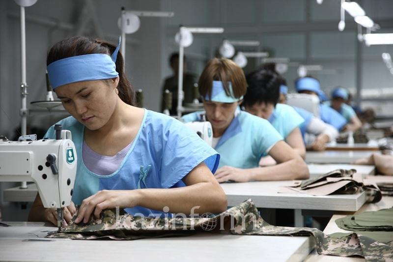 哈萨克斯坦待就业人数有所下降
