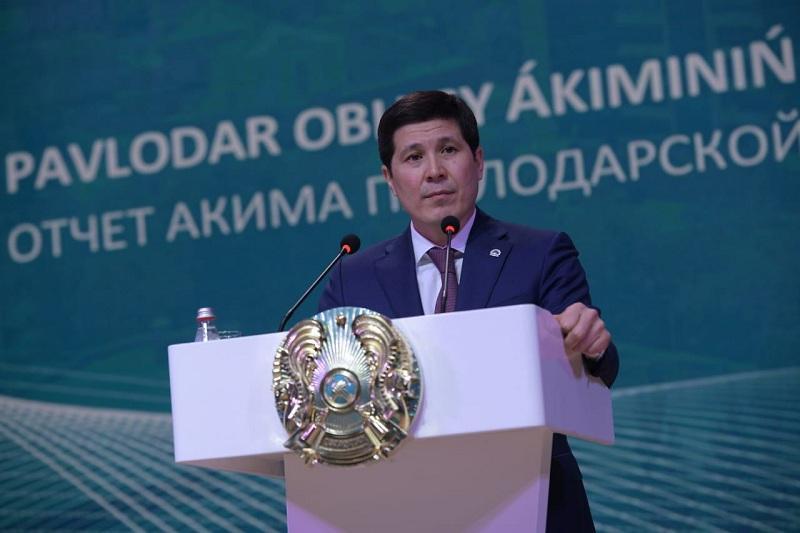 Необходимо встречаться с людьми и разговаривать с ними – аким Павлодарской области