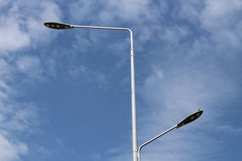 Сэкономить бюджет позволила реконструкция уличного освещения в Петропавловске