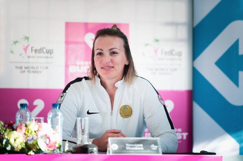 Yaroslava Shvedova named chief coach of Kazakhstan's female tennis players' team