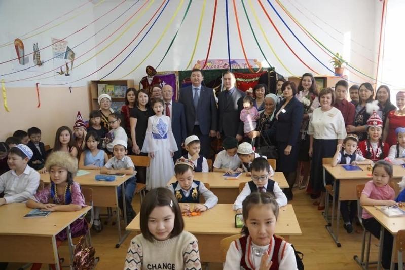 The Abai Kazakh language class to open in Russia's Tyumen rgn