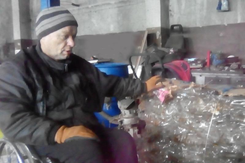 Предприниматель с инвалидностью создал экологический бизнес в Кокшетау