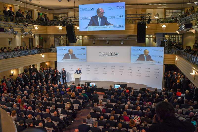 慕尼黑安全会议:哈萨克斯坦总统将就区域安全发表讲话